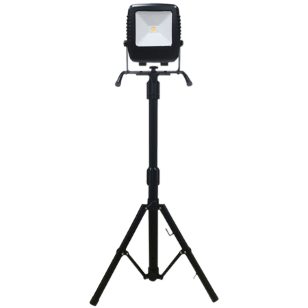 Work Light with Heavy Duty Tripod Quick Release