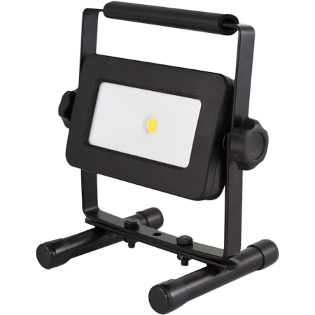 2000lm LED Work Light with Flex Tripod Legs